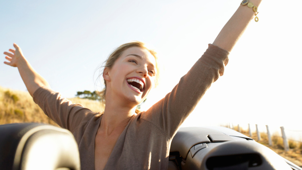 how to raise your frequency - feel joy