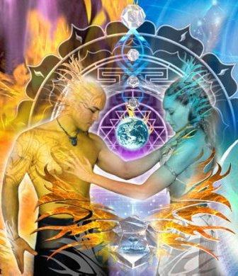 Twin Flame Marriage Of Souls Spiritual Unite