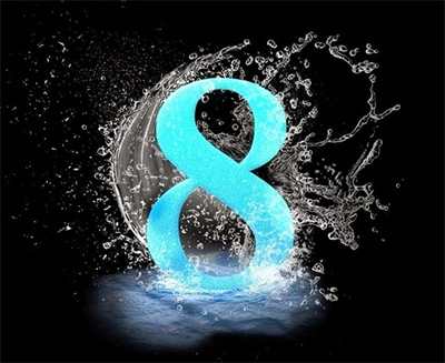 Image result for the number 8