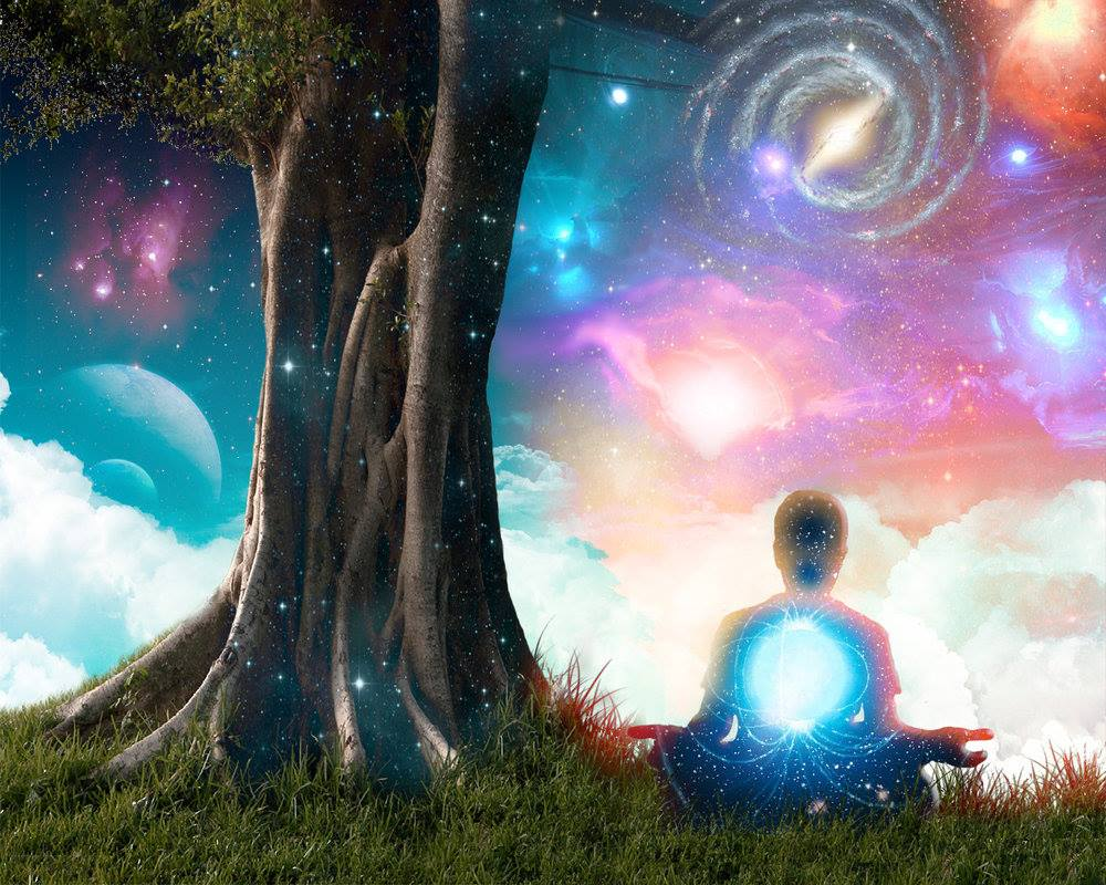 how to connect with your higher self