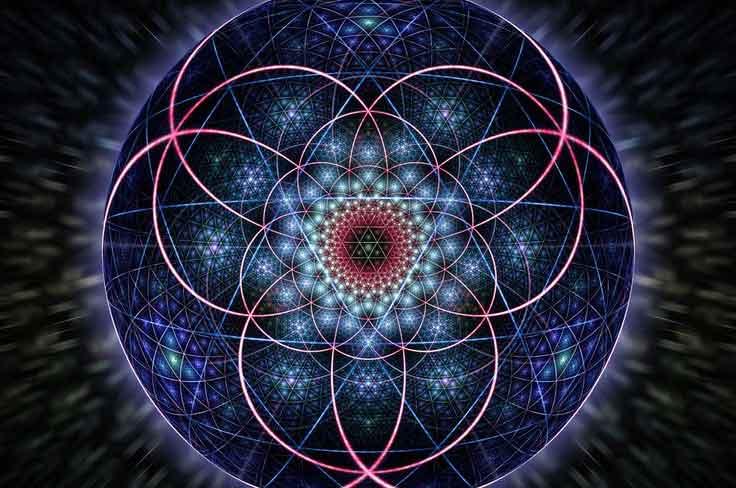 universal energy matrix
