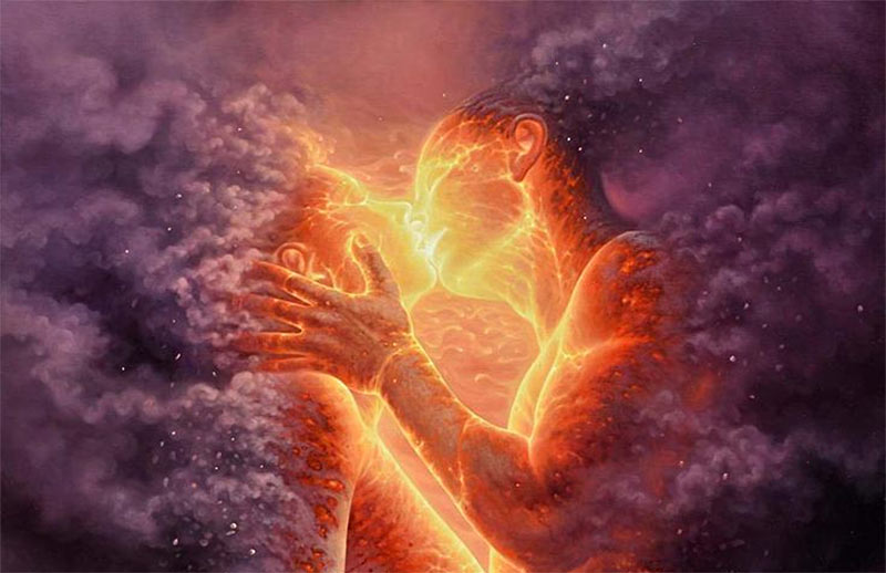 Real Life Twin Flame Separation And Surrender: Twin Flame Definition: What Are Twin Flames?