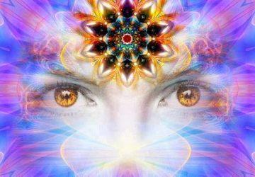 Third eye chakra stones