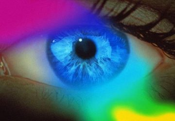 Eye Colour Changes Based On Your Emotions