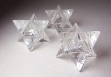 Merkaba crystal