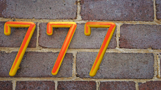 777 number meaning
