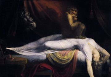 astral projection demons
