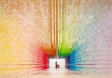 Rainbow aura meaning