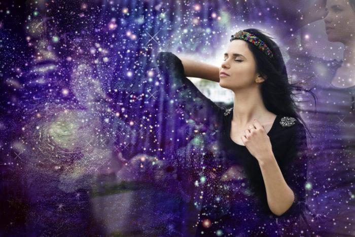 Dark Purple Aura Meaning