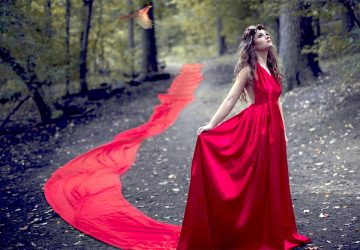 spiritual meaning of red