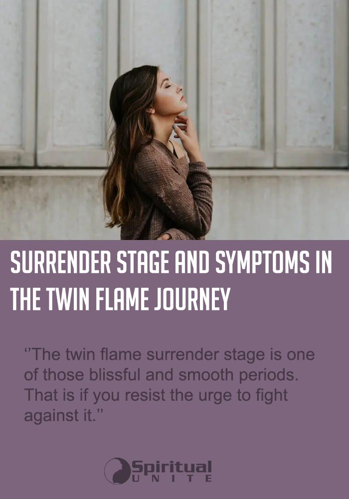 Stages twin flame Are You
